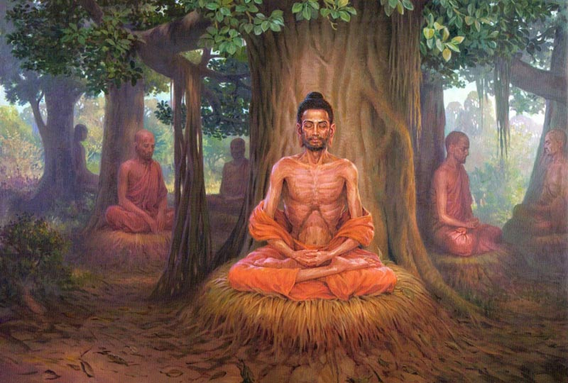 an analysis of the life of buddha siddhartha gautama and his influence on the people around him Wishes siddhartha to seek the buddha with him siddhartha expresses his when the world around him what aspects of hesse's life most heavily influence his.