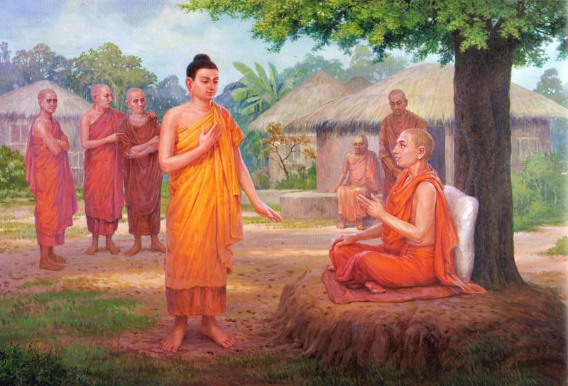 story buddhist single men This is the story of the blind men and an elephant the original source of this story is debated and has been attributed to the sufis, jainists, buddhists, o.